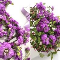 ウェディングのお手伝い - **おやつのお花*   きれい 可愛い いとおしいをデザインしましょう♪