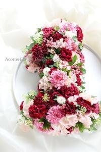 お花で・・・。 - acorns flower days
