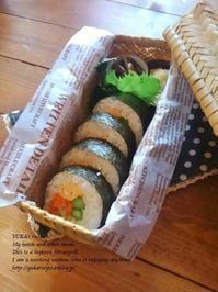2.3 節分・やっぱり今日は海苔巻き弁当 - YUKA'sレシピ♪