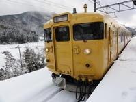 雪と電車 - 気まぐれ日記 思いつくままに・・・