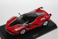 1/64 Kyosho Ferrari 12 FXX K - 1/87 SCHUCO & 1/64 KYOSHO ミニカーコレクション byまさーる