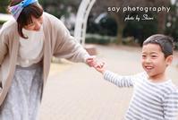 3月撮影、受付中♪ - from自由が丘 ベビー・キッズ・マタニティ・家族の出張撮影、say photography