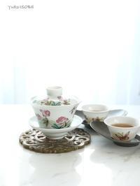春の気立つ日 - お茶をどうぞ♪