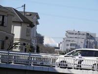 本日(2/4)の富士山 - SEのための心理相談室