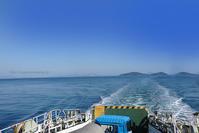 海を越えて、伊予から長州へ - 季節の風を感じながら・・・