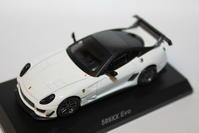 """1/64 Kyosho Ferrari 12 """"Secret"""" 599XX Evo - 1/87 SCHUCO & 1/64 KYOSHO ミニカーコレクション byまさーる"""