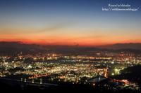 水島工業地帯の夜景② - *花音の調べ*