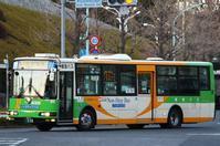 (2017.1) 都営バス・C-K599 - バスを求めて…