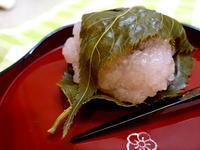 桜餅/節分太巻き寿司 - ゆうゆうタイム