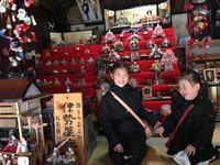 旧真壁町のひな祭り♬ - ゆうこのつれづれ日記 in KOREA