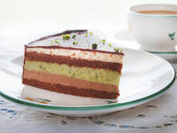 Mozarttorte モーツァルト・トルテ - ビビエンのウィーン菓子