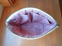 袋ものを縫うときは・・・ - シマリスママの布あそび