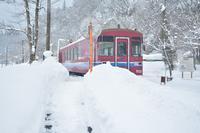 豪雪地の鉄道の必要性。 - 移動探査基地