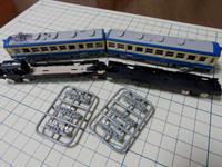 [鉄道模型]トミーテック:「福井鉄道200形(非冷房)」に動力ユニットを取り付ける - 新・日々の雑感