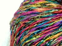 ☆レッスン・混ざり色糸の色あわせ☆ - ガジャのねーさんの  空をみあげて☆ Hazle cucu ☆