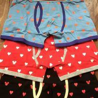 anapau 新作ボクサーパンツ ハートマウス - BEATNIKオーナーの洋服や音楽の毎日更新ブログ