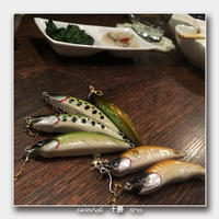 昭和の !! - 十勝 Trout Carving Gallery II