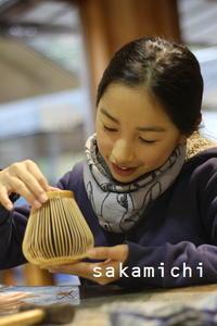伝統工芸品の体験へ - sakamichi