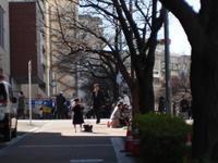 街角スナップ 少年 - エンジェルの画日記・音楽の散歩道