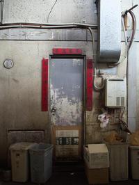 中華料理店の裏側 - 節操のない写真館