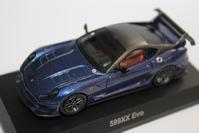 1/64 Kyosho Ferrari 12 Online Ver. 599XX Evo - 1/87 SCHUCO & 1/64 KYOSHO ミニカーコレクション byまさーる