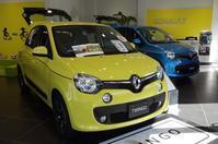 ルノー トゥインゴ試乗 & BMW 5シリーズと湘南T-SITE - お気楽亭主の車道楽