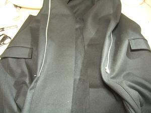 アシンメトリーのコート - ドレスレイのブログ洋裁教室帽子教室東京都荒川区