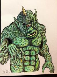 Cyclops color ver. - xTKCx  artworks