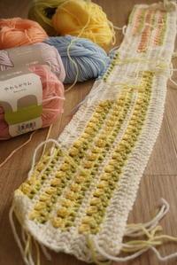 編み物の日々 〜Baby Tulips Blanket 〜 - YUKKESCRAP