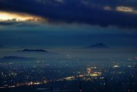 雲海の上にポッカリ筑波山だ!♪ - 『私のデジタル写真眼』
