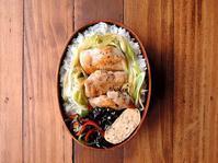 2/6(月)塩だれ焼鳥丼弁当 - おひとりさまの食卓plus