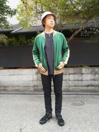 "<<CELTIC JACKET>>""GREEN""Style~ZATTON~ - DAKOTAのオーナー日記「ノリログ」"