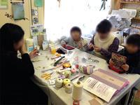 子連れOKのカルトナージュ&タッセル教室です♪ - 明石・神戸・姫路・加古川のカルトナージュ&タッセル教室 アトリエ・ペルシュ