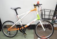 風路駆ション210  アンデックス社 ミニベロ NAGI ミケ凪 女子凪 USED  ロードバイクPROKU -   ロードバイクPROKU
