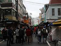 登美粋で鯨ミックス丼と新富座こども歌舞伎 - kimcafeのB級グルメ旅