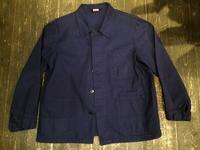 French HBT work jacket - BUTTON UP clothing