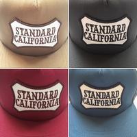 早くも少なくなってきました!スタンダード・カリフォルニア ツイルロゴワッペンキャップ - BEATNIKオーナーの洋服や音楽の毎日更新ブログ