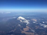 空の上から富士山を見てみよう - お寺や神社、古い町並み、鉄道、他色々の写真ブログ