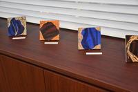 「水を辿るシリーズ」展示開催しています!! - ミワの徒然日記