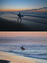 2017/02/06(MON) 波ある朝はサーファー走る。 - SURF RESEARCH