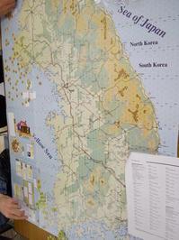YSGA 二月例会の様子その6〔(GAMERS)OCS:KOREA:The Forgotten War「仁川上陸」シナリオ4人戦〕 - YSGA(横浜シミュレーションゲーム協会) 例会報告