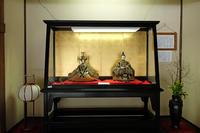 お雛様(北方文化博物館) - くろちゃんの写真
