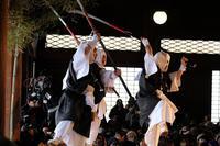 鬼踊り(本成寺) - くろちゃんの写真