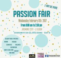 Passion Fair 2月8日 - +handmade@bkk+