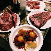 最高級BBQ!! BBQにT-bone、イベリコ豚、宮崎牛、ユッケってあり?♡ - MG Diary