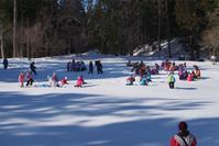 雪遊び - 松之山の四季2