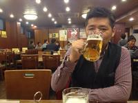 浅草「神谷バー」★★★★★ - 紀文の居酒屋日記「明日はもう呑まん!」