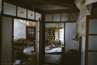 Abandoned H clinic. - SONS OF THE DESERT