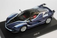 1/64 Kyosho Ferrari 12 Online Ver. FXX K - 1/87 SCHUCO & 1/64 KYOSHO ミニカーコレクション byまさーる