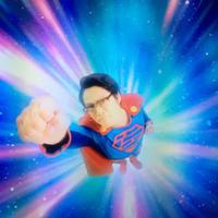 スーパーサラリーマン左江内に「空飛ぶアメリカンヒーロー」を見ている。 - Isao Watanabeの'Spice of Life'.